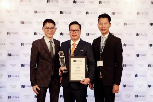"""Tập đoàn B.Grimm – Thái Lan được tạp chí International Finance Magazine (Anh) Bình chọn là """"Nhà phát triển dự án Nhà máy"""
