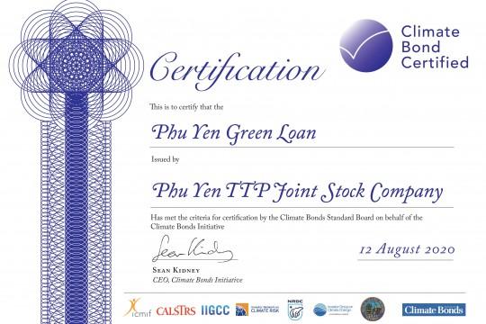 ADB và TTP Phú Yên ký kết khoản vay được Chứng Nhận Xanh đầu tiên của Việt Nam cho dự án điện Mặt Trời 257 MW