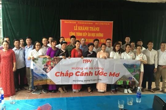 TTP PHU YEN AND HA GIANG GOOD WILL PROGRAM (YEN MINH DISTRICT - MAO VAC)